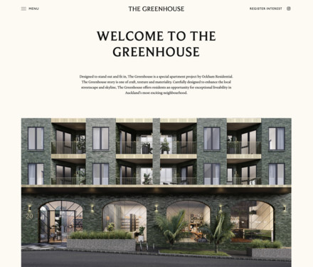 Image for The Greenhouse Apartments