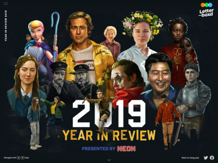 Image for Letterboxd Year in Review