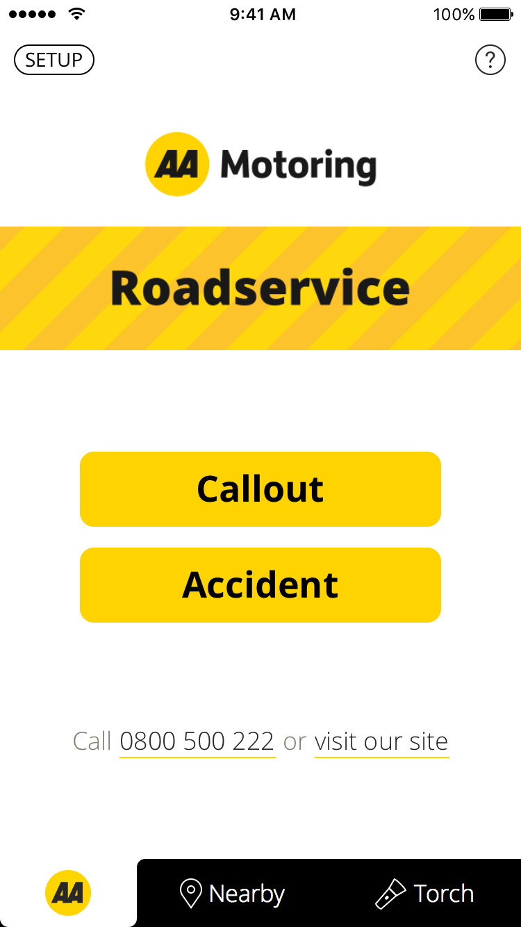 Detail image for AA Roadservice 1