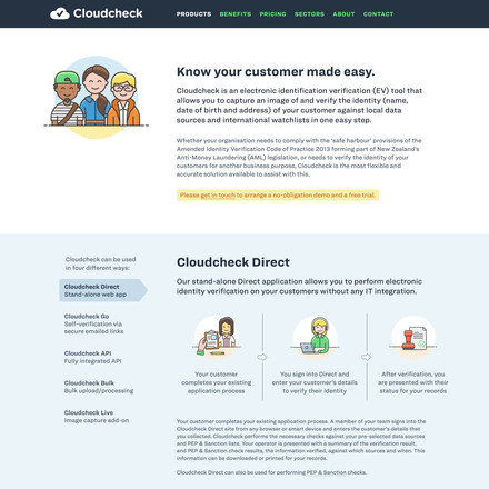 Image for Cloudcheck
